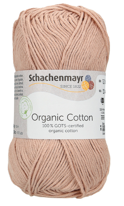 SMC Organic Cotton 00036 Blush