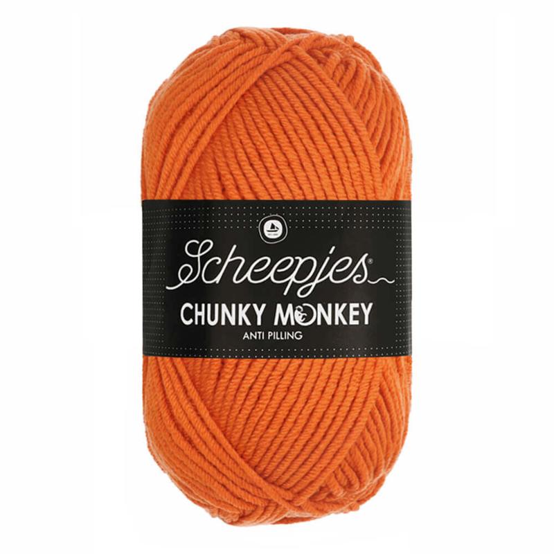 Chunky Monkey Deep Orange 1711