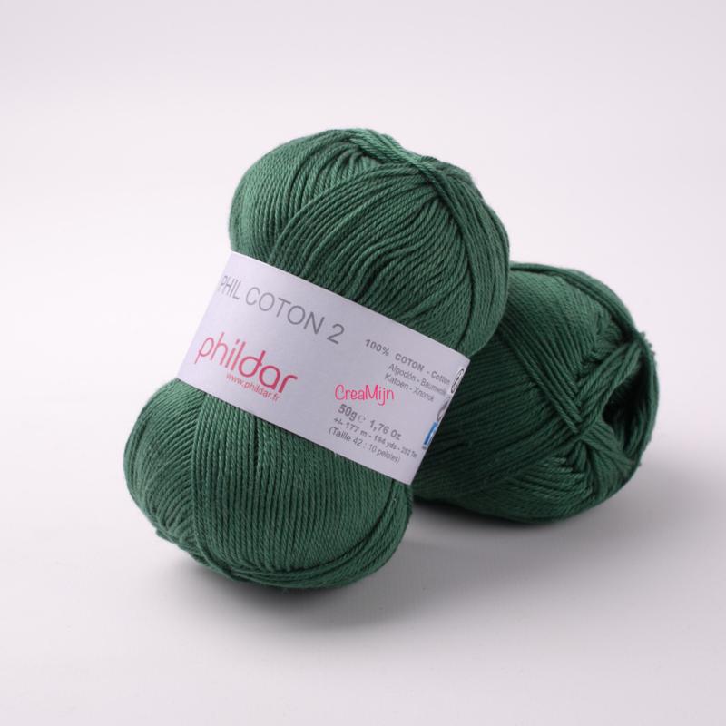 Phildar Coton 2 Cedre 0055
