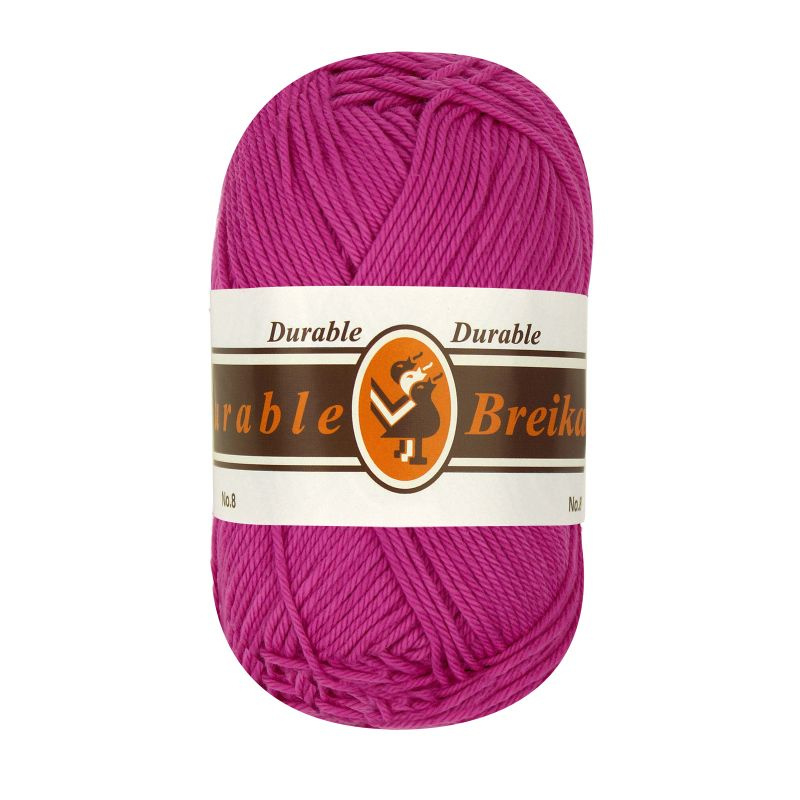 Durable breikatoen gekleurd nr 8 kleur 248