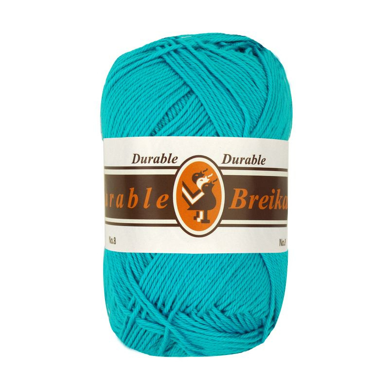 Durable breikatoen gekleurd nr 8 kleur 201