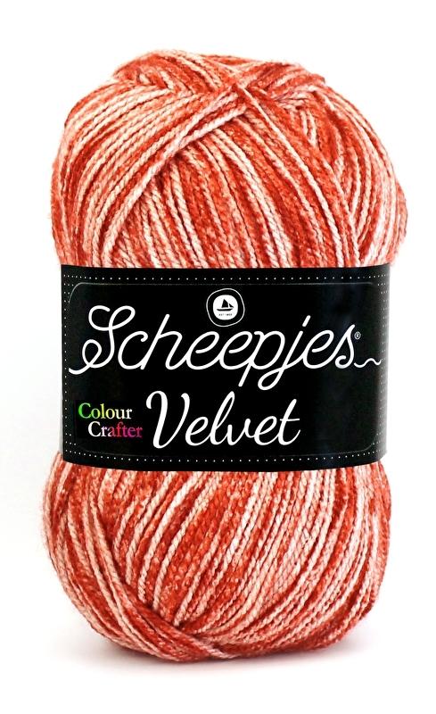 Scheepjes Velvet 852 Garland
