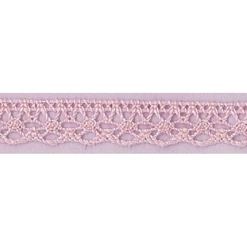Linnenkant 12mm roze