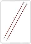 KnitPro Zing breinaald 2,50 mm met knop 40cm