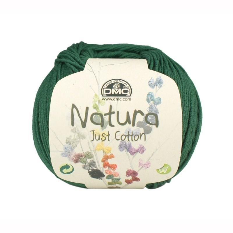 DMC Natura Just Cotton N14 Green Valley
