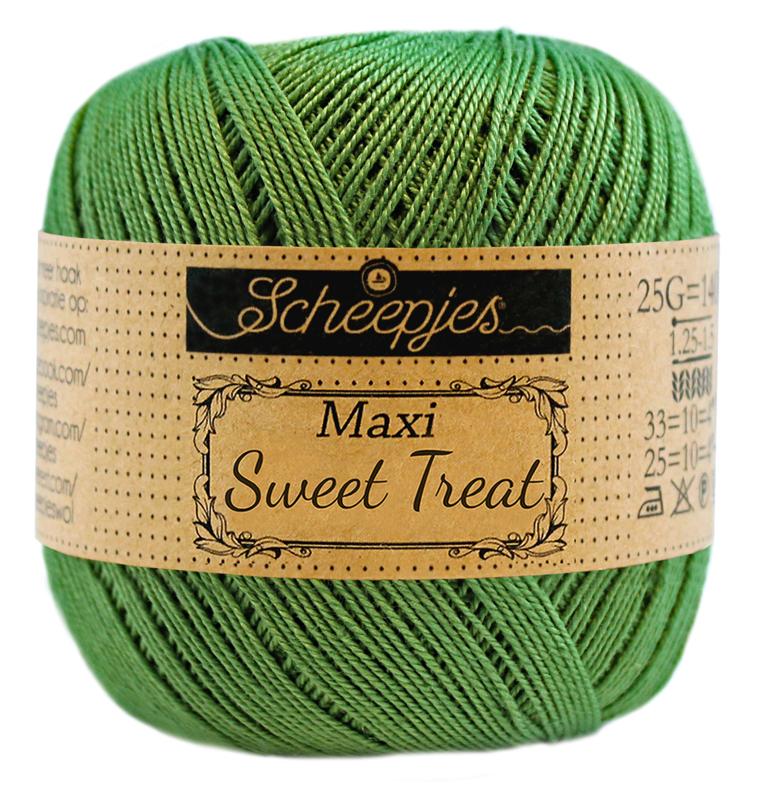 Scheepjes Maxi Sweet Treat (Bonbon) 412 Forest Green