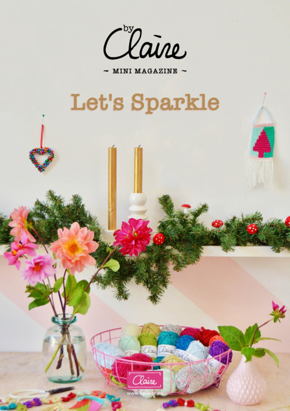 ByClaire mini-magazine Let's Sparkle