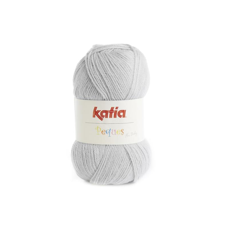 Katia Peques 84918 Licht grijs
