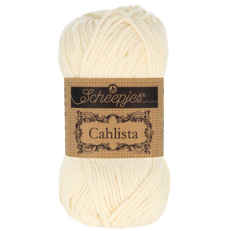 Scheepjes Cahlista 130 Old Lace