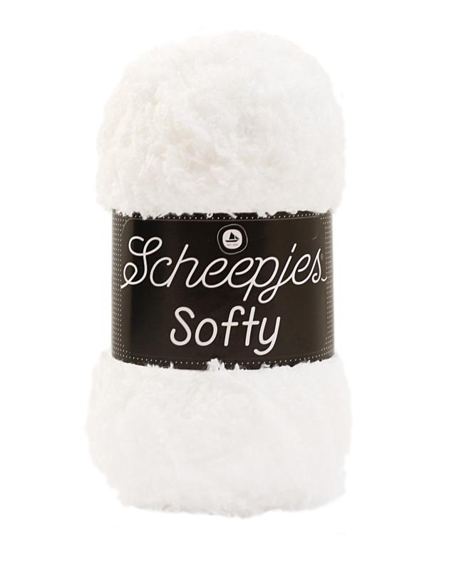 Scheepjes Softy 494 (wit)