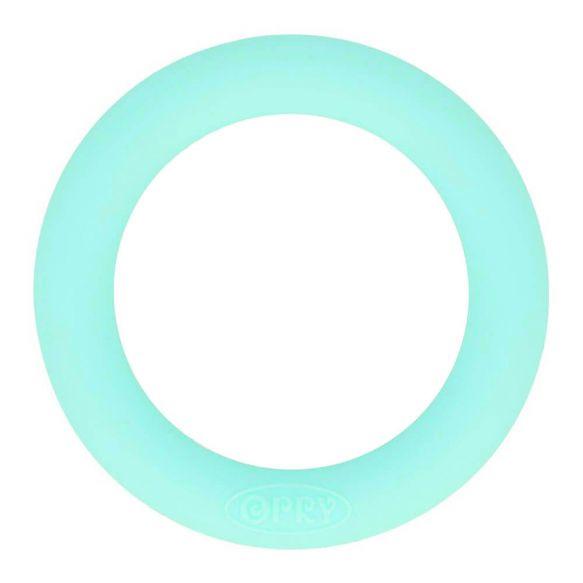 Opry siliconen bijtring 65mm kleur 285 Mint