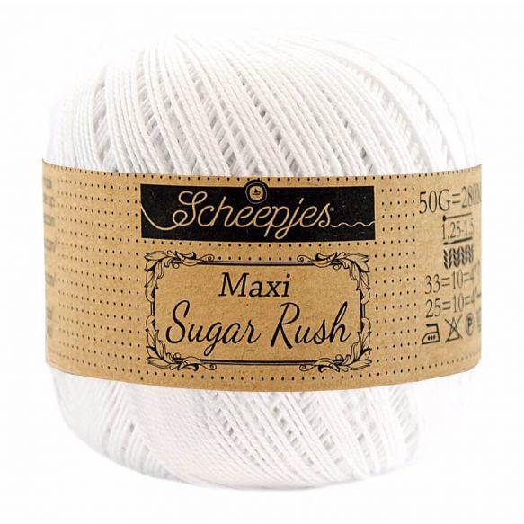 Scheepjes Maxi Sugar Rush 106 Snow White