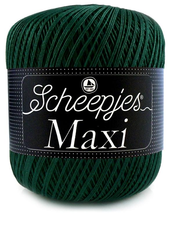 Scheepjeswol maxi 461 Donkergroen