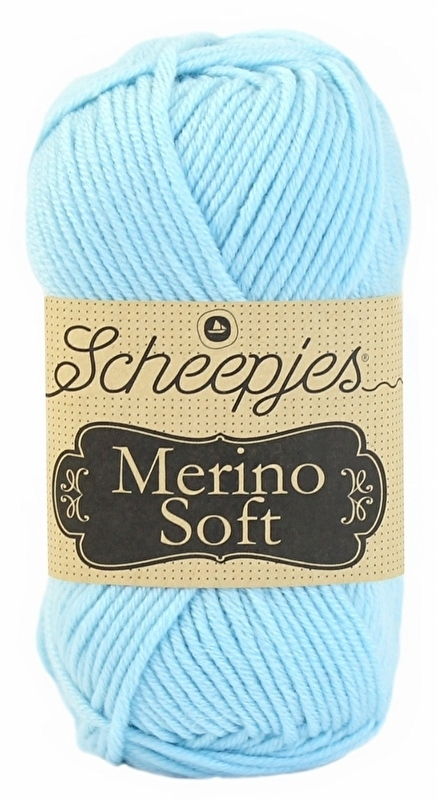 Merino Soft Scheepjes Magritte 614