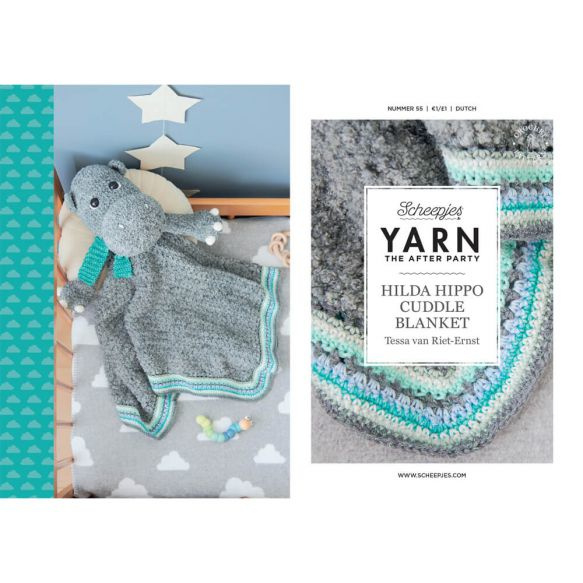 Yarn, the after party Patroon Hilda hippo nr 55