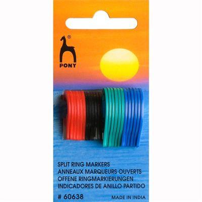 Pony Slit ring markers