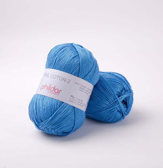Phildar Coton 2 Gitane 0082