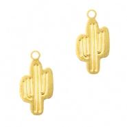 Bedel bohemian cactus goud