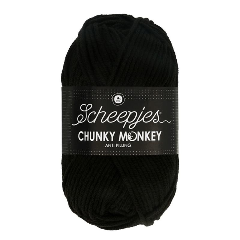 Chunky Monkey Black 1002