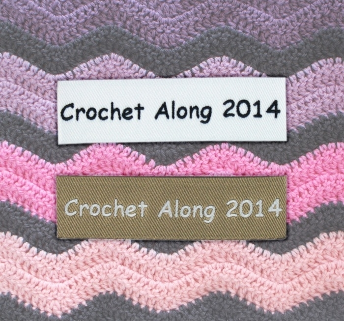 Label Crochet Along! Wit