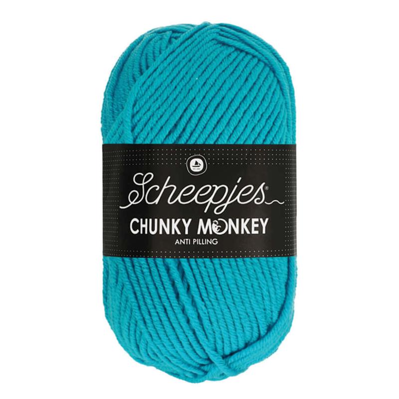 Chunky Monkey Turquoise 1068