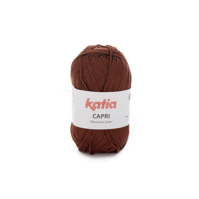 Katia Capri 82162 Koperbruin