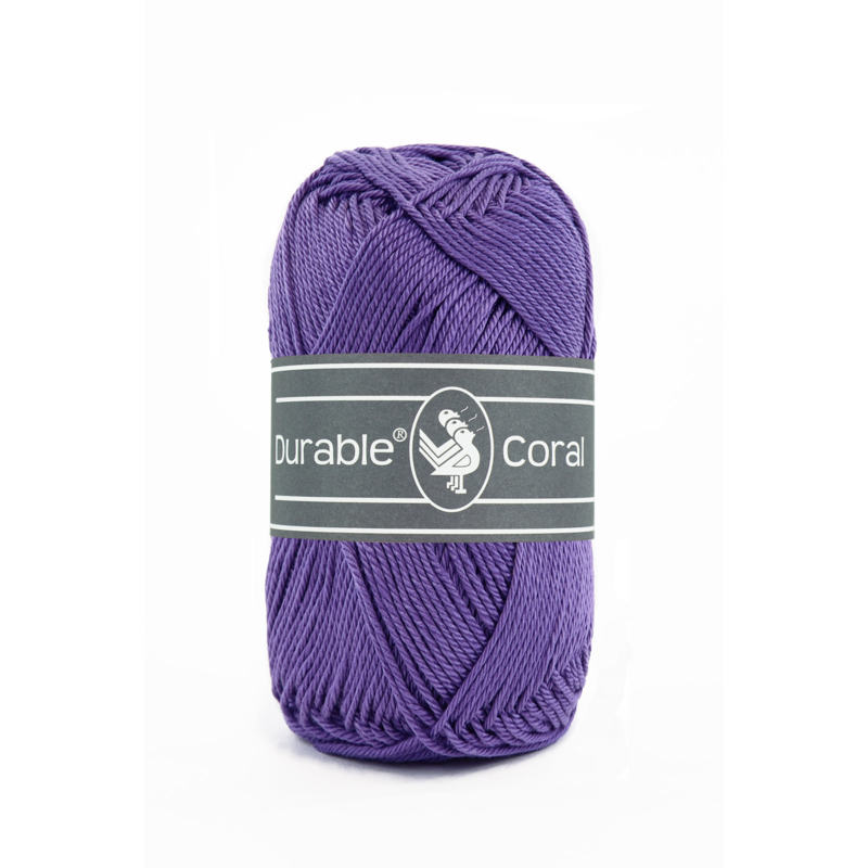 Durable Coral 357 Indigo