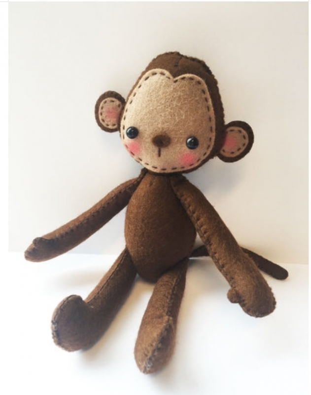Viltpakket Jamie Monkey
