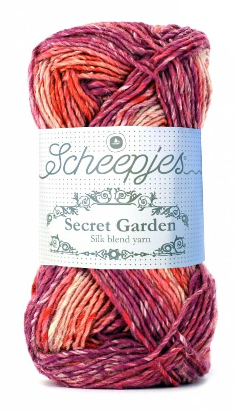 Scheepjes Secret Garden 708 Rose Arch