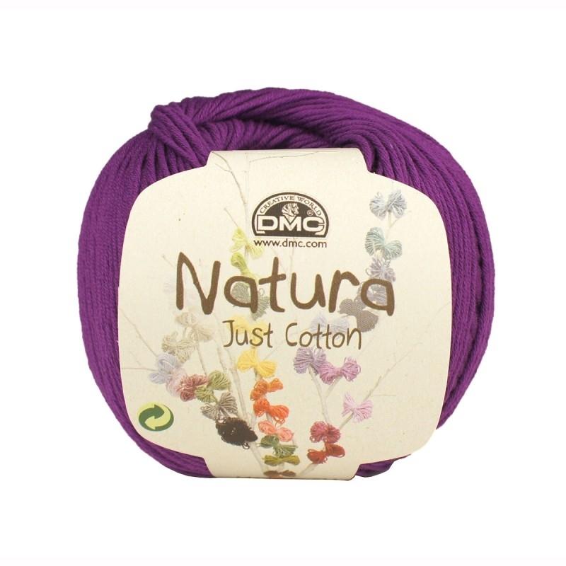 DMC Natura Just Cotton N59 Prune