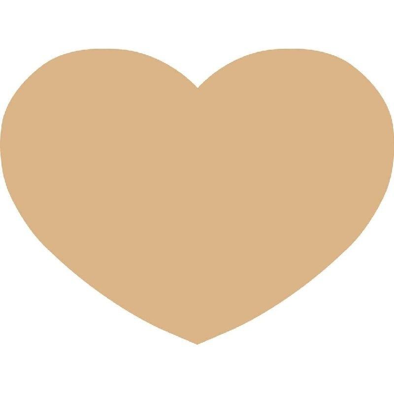 MDF hart 6 mm dik