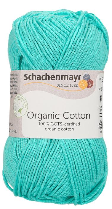 SMC Organic Cotton 00066 Turquoise