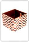 KnitPro yarn box Pearly
