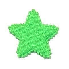 Ster Vilt  Groen 3,5 x 3,5 cm