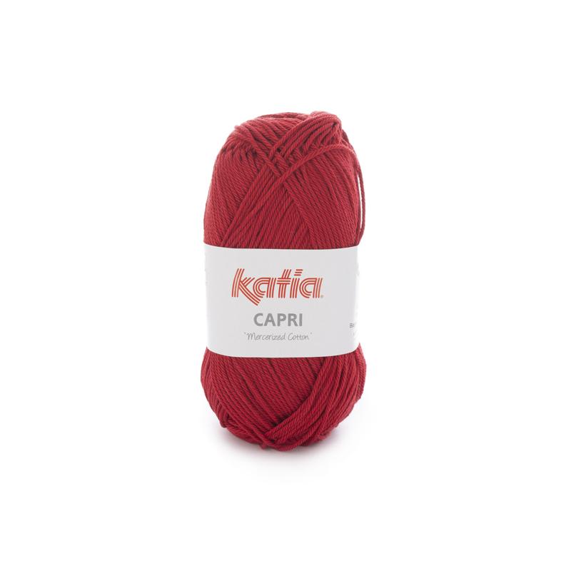 Katia Capri 82150 Donkerrood