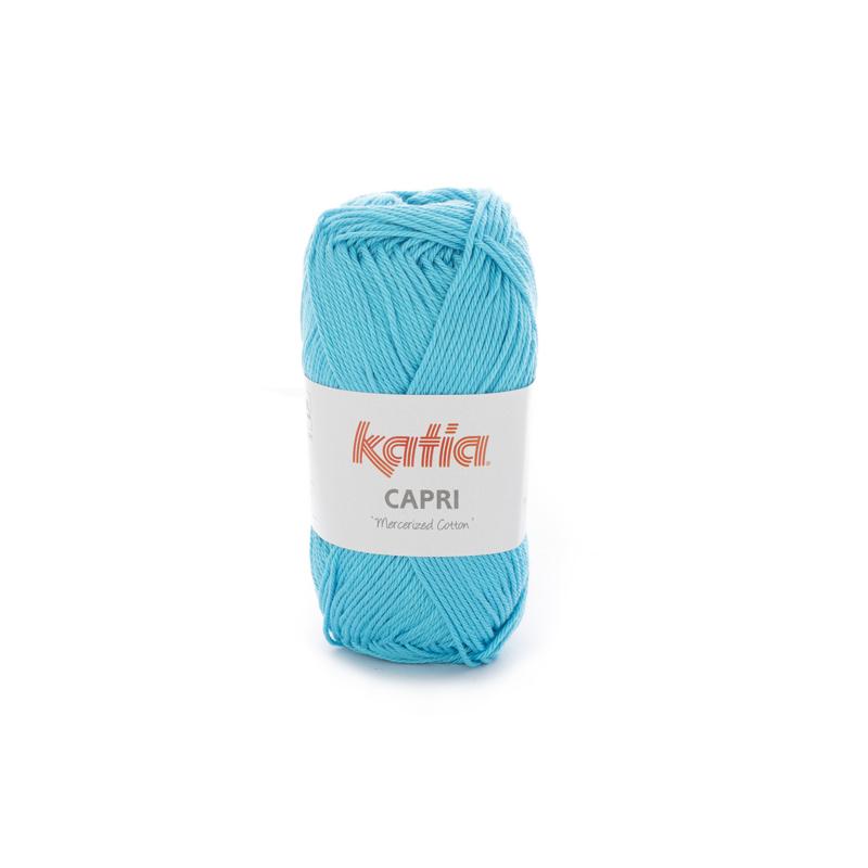 Katia Capri 82101 Aquablauw