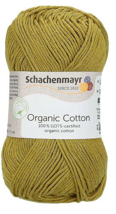SMC Organic Cotton 00070 Grass