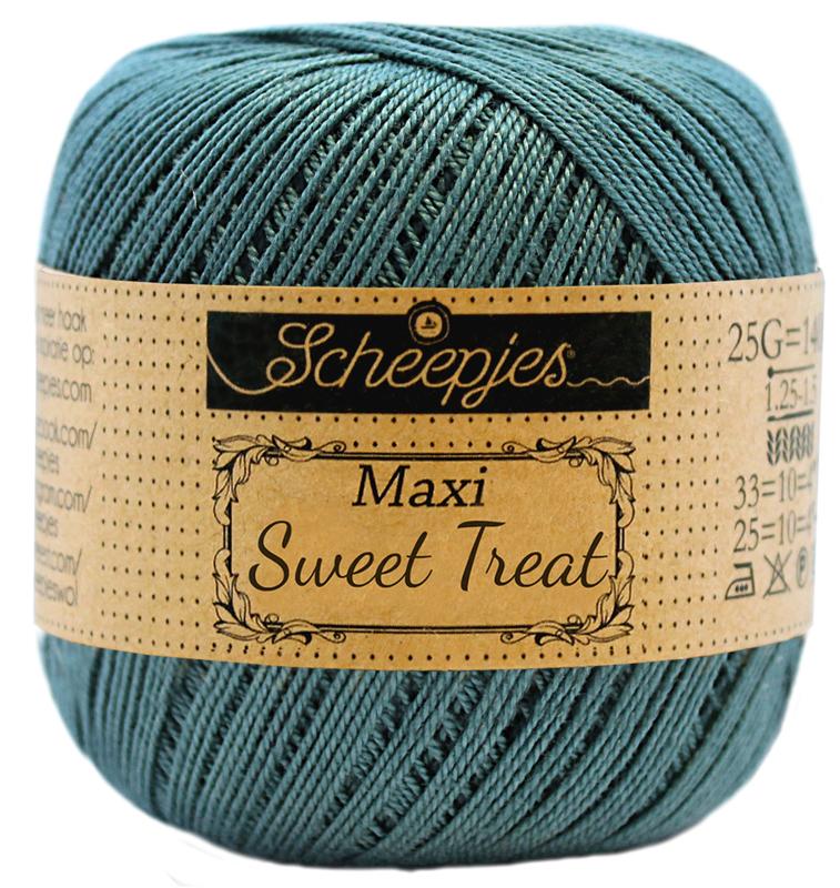 Scheepjes Maxi Sweet Treat (Bonbon) 391 Deep Ocean Green