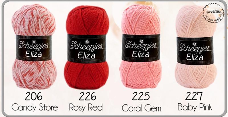 Set Scheepjes Eliza  Candy Store