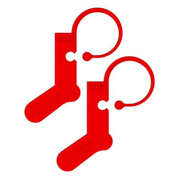 Addi love Steekmarkeerders Sokje - 10 markeerders