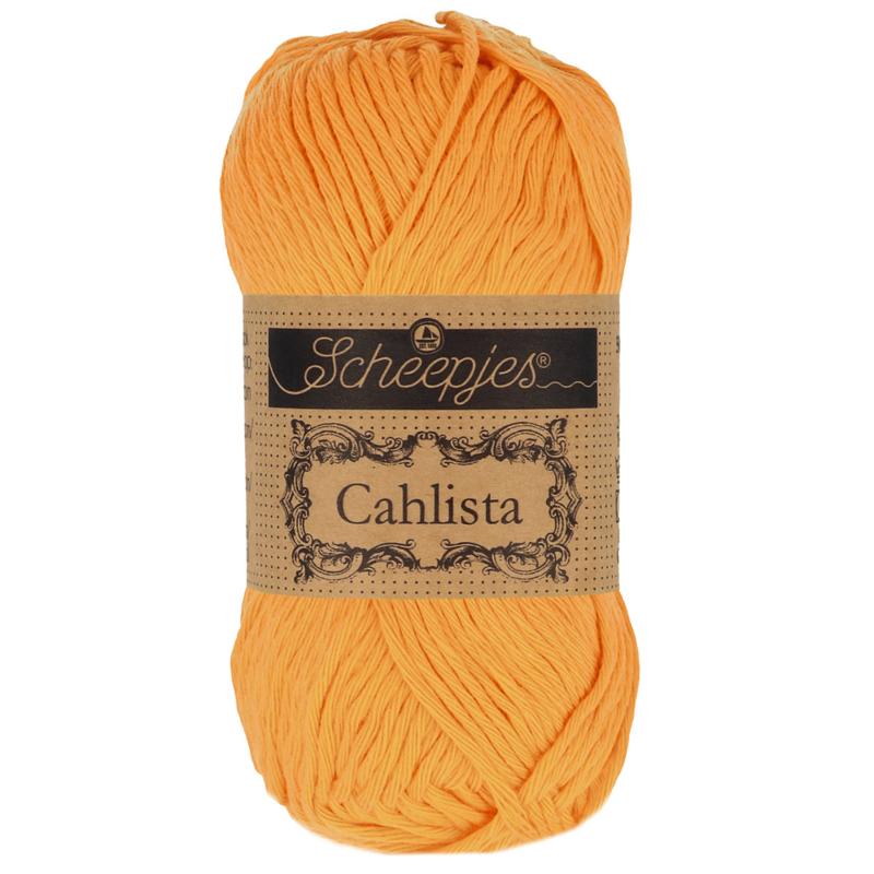 Scheepjes Cahlista 411 Sweet Orange