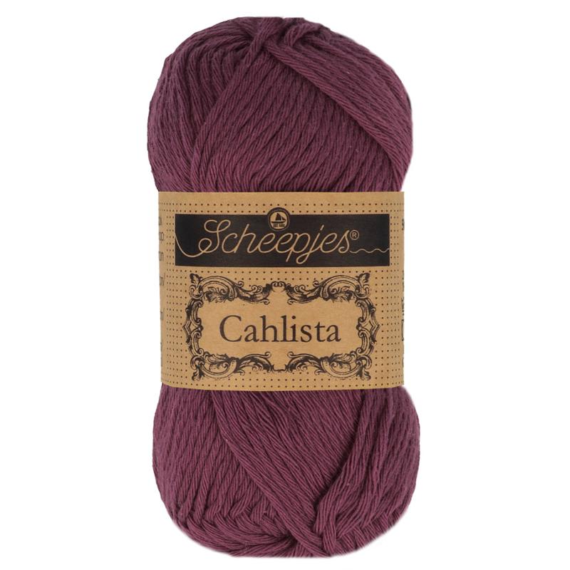 Scheepjes Cahlista 394 Shadow Purple