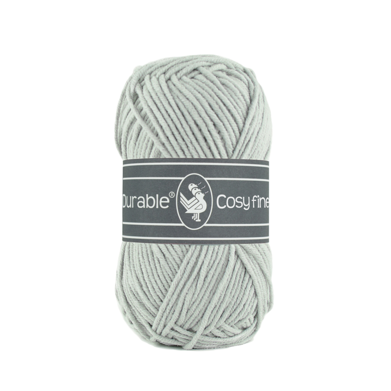 Durable Cosy Fine 2228 Silver grey