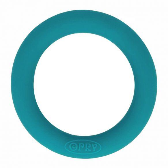 Opry siliconen bijtring 65mm kleur 377 Petrol