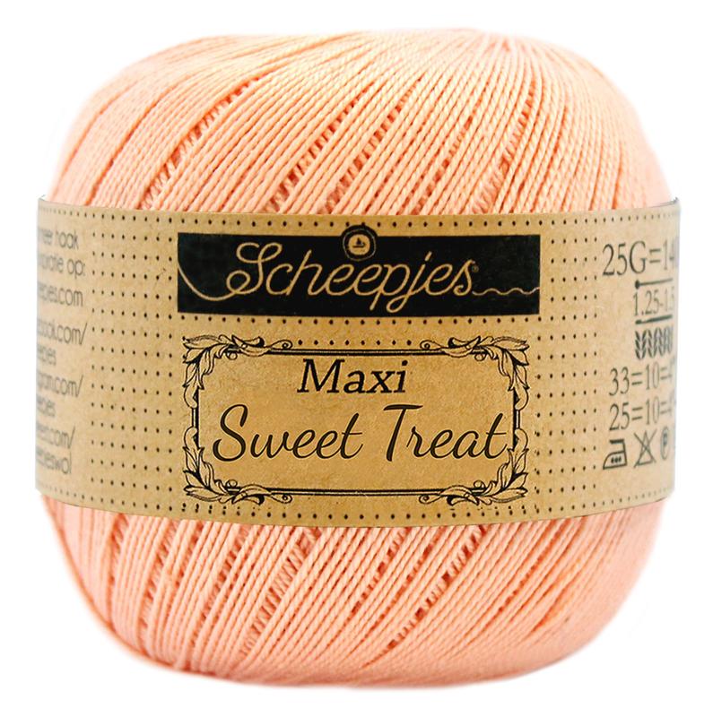Scheepjes Maxi Sweet Treat (Bonbon) 523 Pale Peach