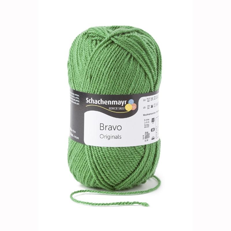 Bravo SMC 8191 Yarn - Licht mosgroen