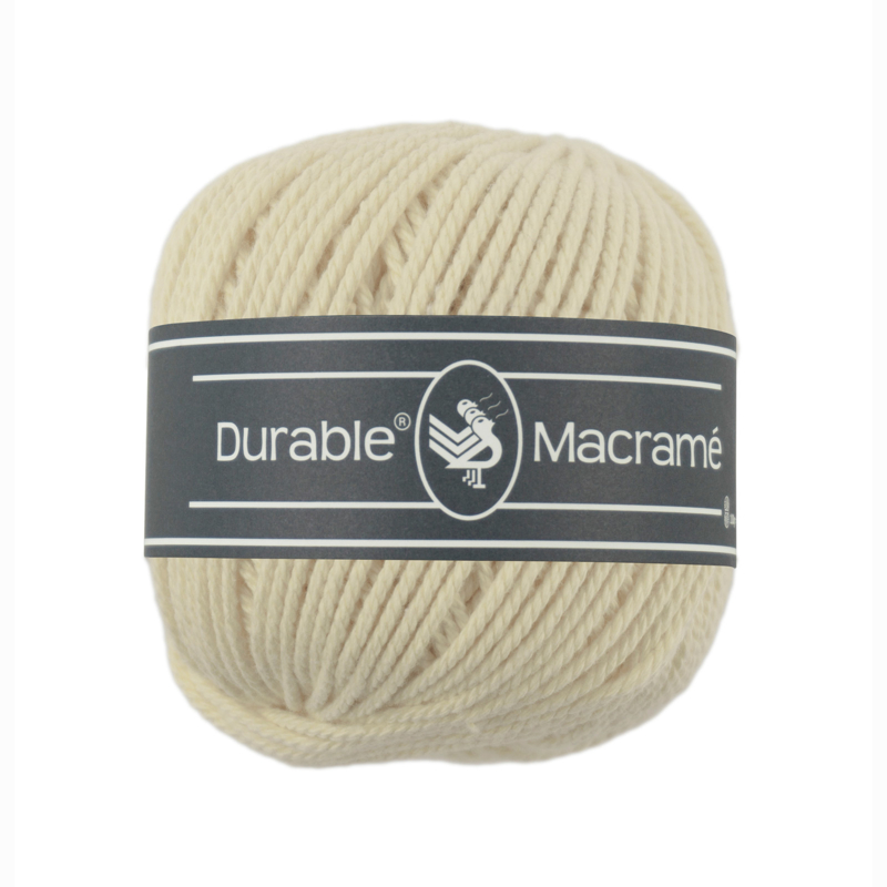Durable Macrame 2172 Cream