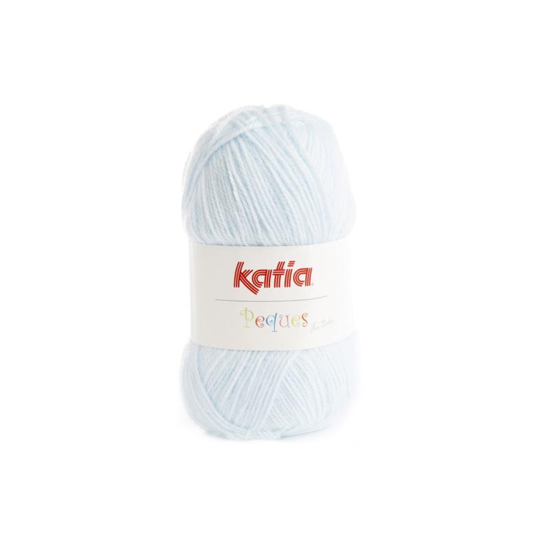 Katia Peques 84909 Pastel blauw