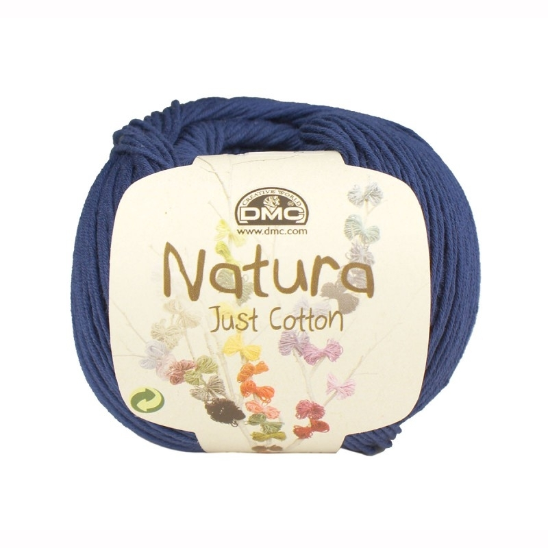 DMC Natura Just Cotton N53 Blue Night