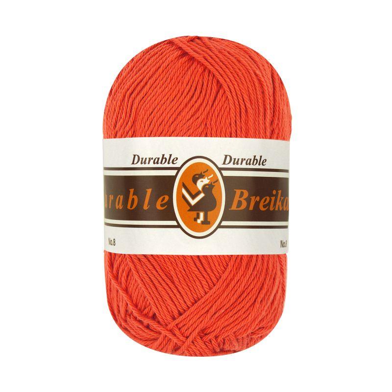 Durable breikatoen gekleurd nr 8 kleur 253